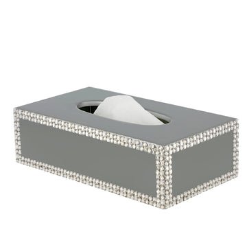 Ravello Long Low Tissue Box