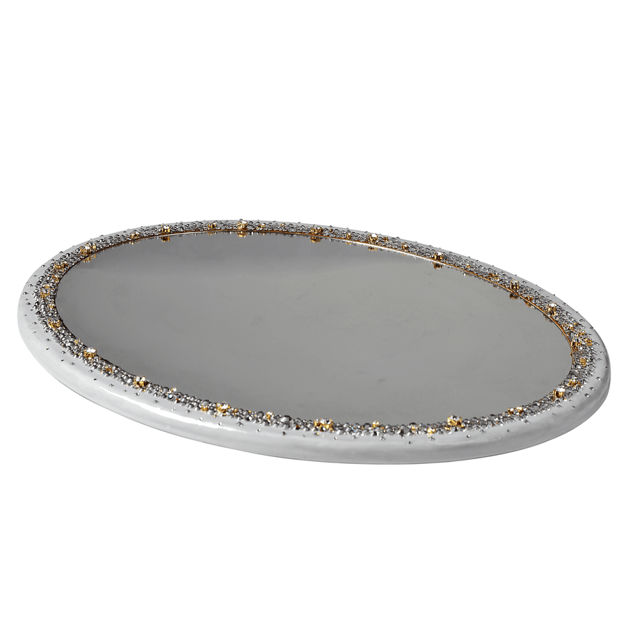 Duchess Oval Vanity tray