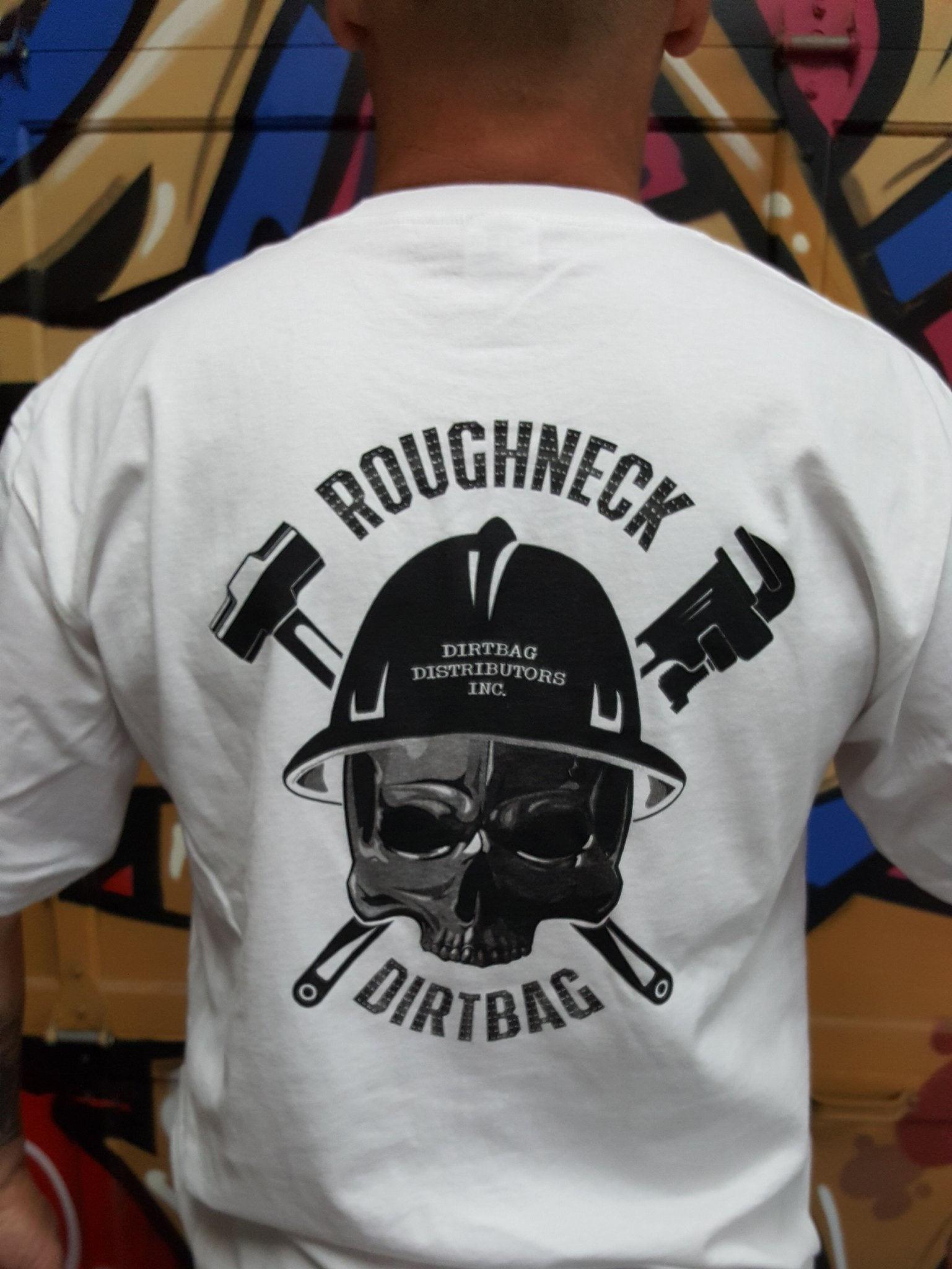 Roughneck Dirtbag Short Sleeve T-Shirt