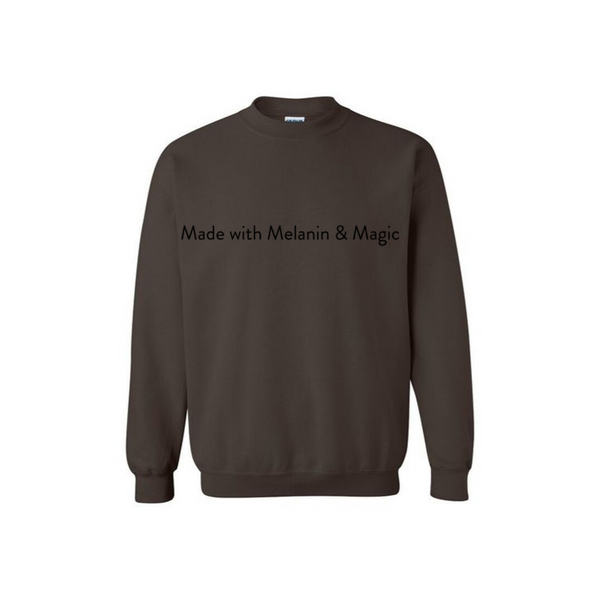 Melanin and Magic Sweatshirt