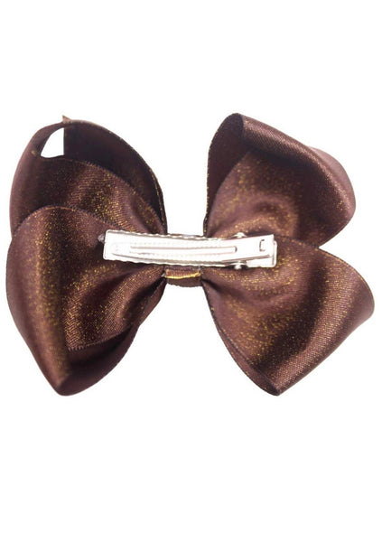 "4.5"" Satin Bow Set"