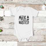 Milk Wasted