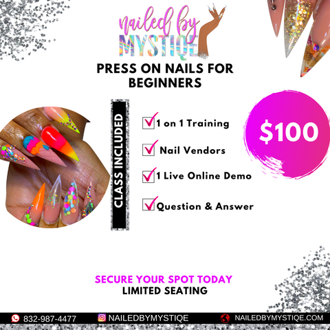 Press On Nail Financing Options