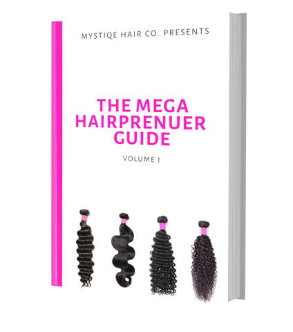 The Mega Hairprenuer Guide