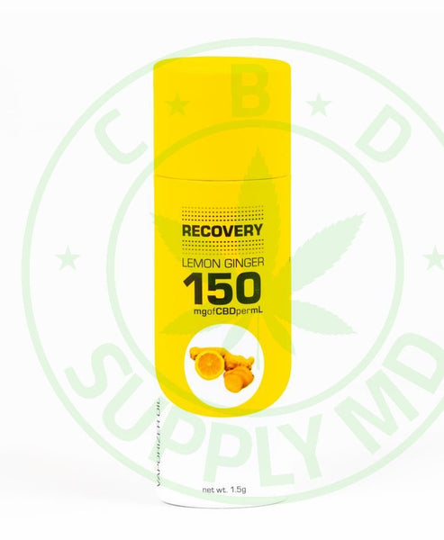 Rx Remedies CBD Vape Oil - Recovery 150mg (Lemon Ginger)