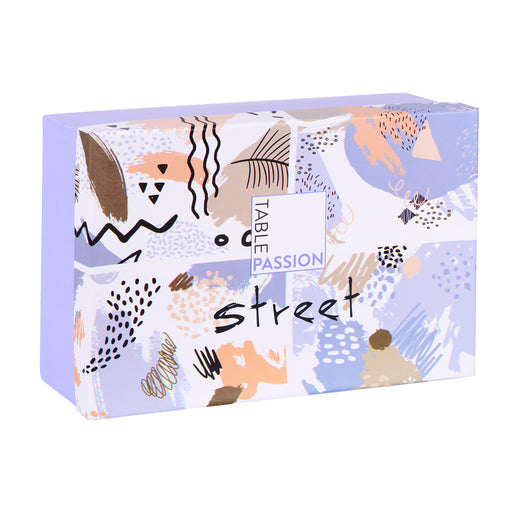 mug 23 cl - collection Street - design graphique - Table passion - coffret de 6