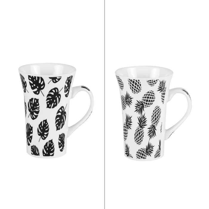 mug XL 55 cl - collection Costa Rica - design exotique - Table passion