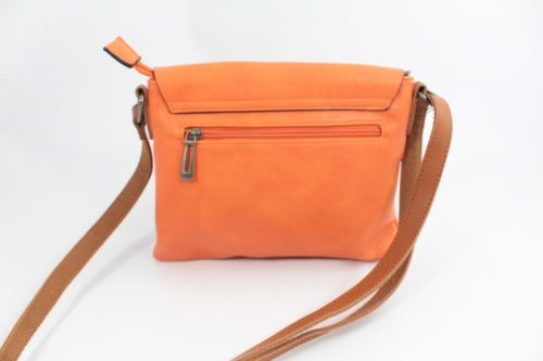 Sac à main Besace Rectangulaire Orange