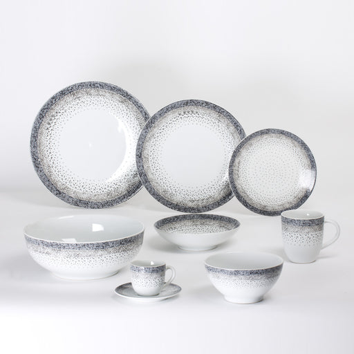 Assiette dessert Stella (lot de 6)