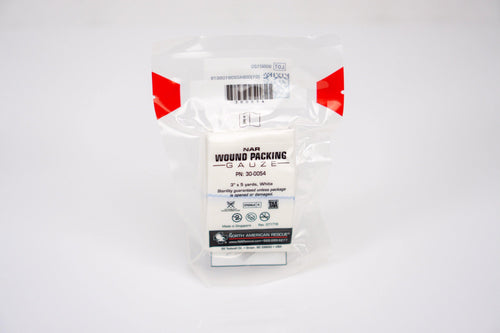 NAR Wound Packing Gauze - Urban Medical Gear