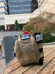 Advanced IFAK (VANQUEST FATPack 4x6 Gen-2) - Urban Medical Gear