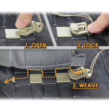 "Load image into Gallery viewer, VANQUEST 5"" MOLLE STICKS 