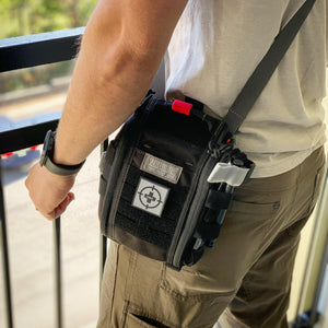 "1"" Universal Shoulder Strap - Urban Medical Gear"