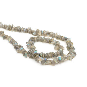 Assorted Crystal Chip Bead Necklace