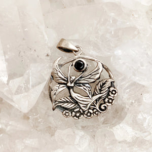 Open image in slideshow, Fantasy Fairy Pendant