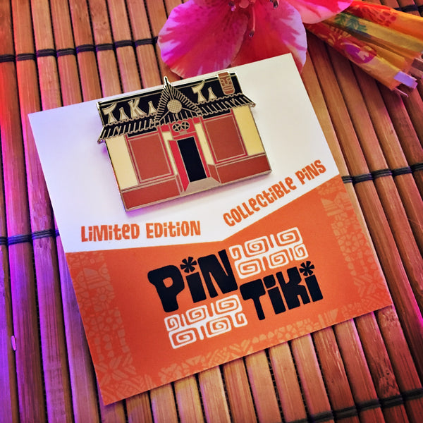 Tiki Ti - The Story Behind the Pin