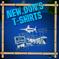 New Don the Beachcomber shirt
