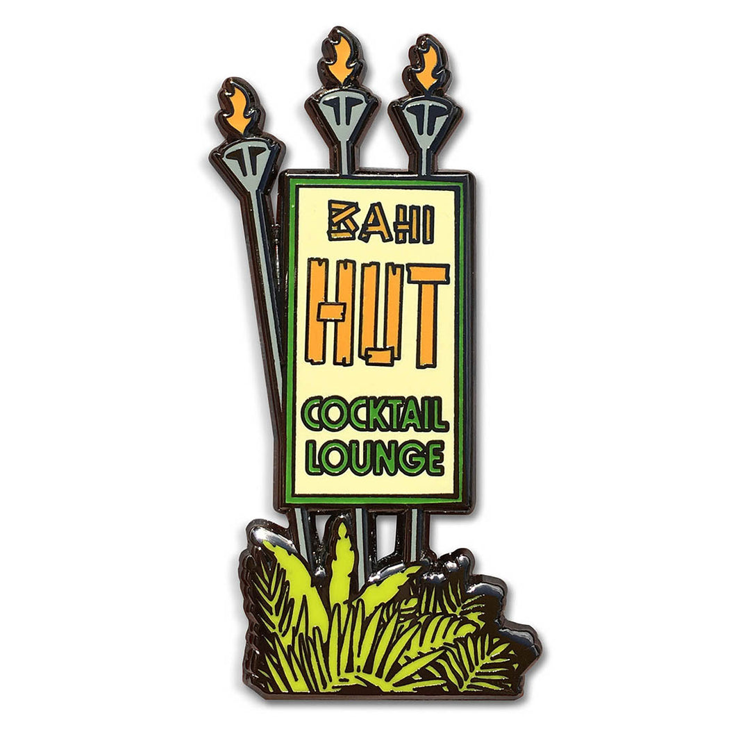 Bahi Hut Pin