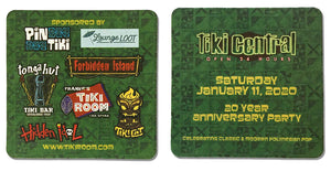 Tiki Central 20th Anniversary Pack