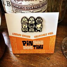 Cannibal Trio pin from PinTiki