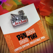 Java Lanes - Limited Edition Collectible Pin