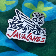 Java Lanes - Tiki Pin