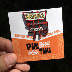 Bahooka Pin from PinTiki