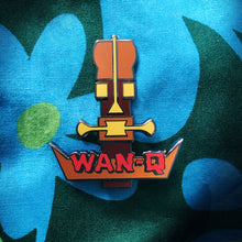Wan-Q Limited Edition Pin