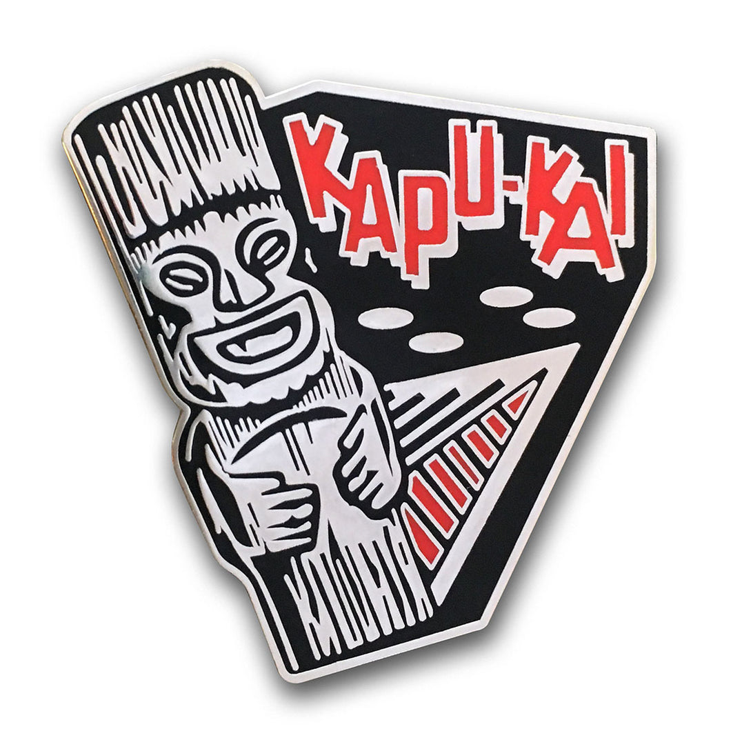 Kapu-Kai Limited Edition Pin