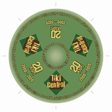 Tiki Central 20th Anniversary Drink Umbrellas: 5 Pack