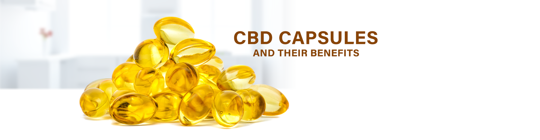 CBD Capsules and Their Benefits