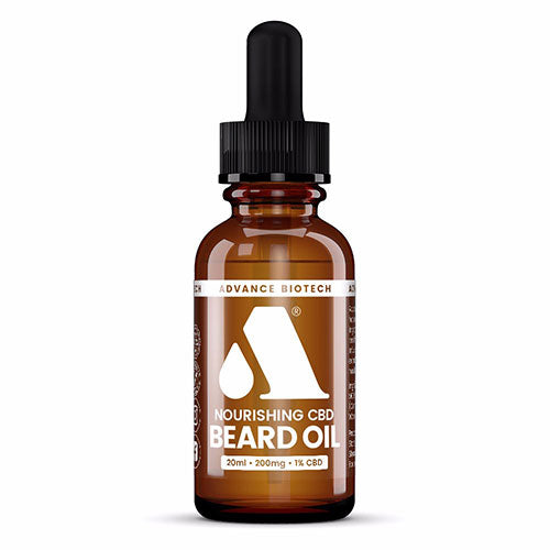 Advance Biotech CBD Beard Oil