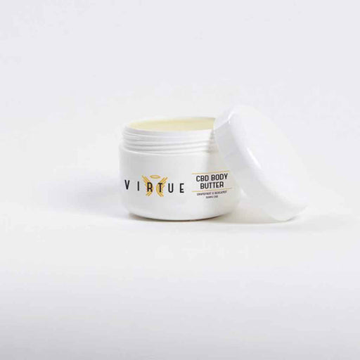 CBD Virtue Grapefruit Body Butter