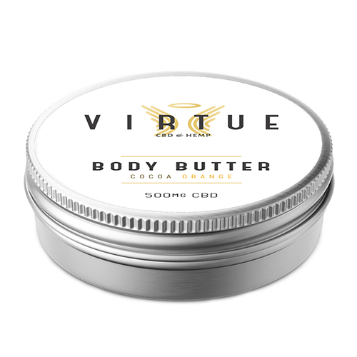 CBD Virtue 500mg CBD Body Butter