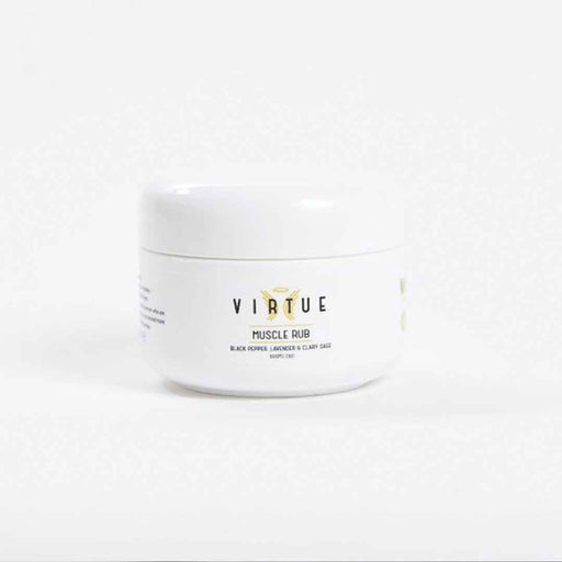 CBD Virtue Warming Muscle Rub