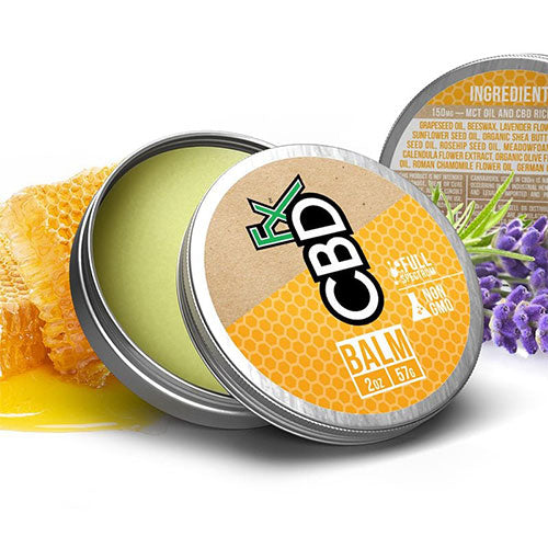 CBDfx 150mg Full Spectrum CBD Balm