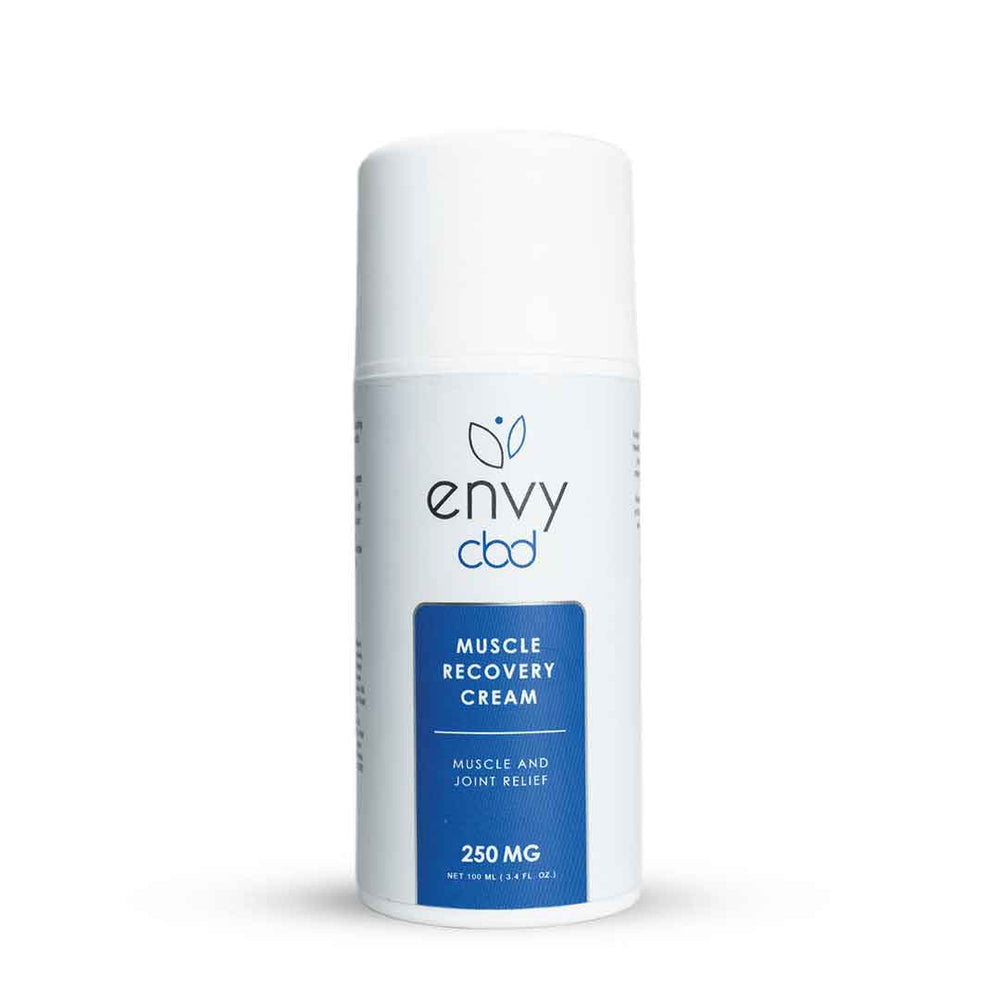 Envy CBD Muscle Recovery Cream