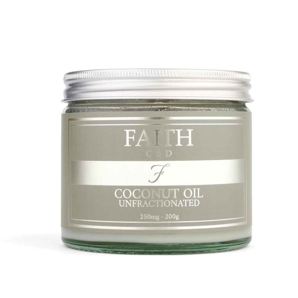 Faith CBD Coconut Oil
