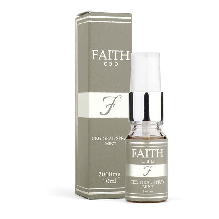 Faith CBD Oral Spray