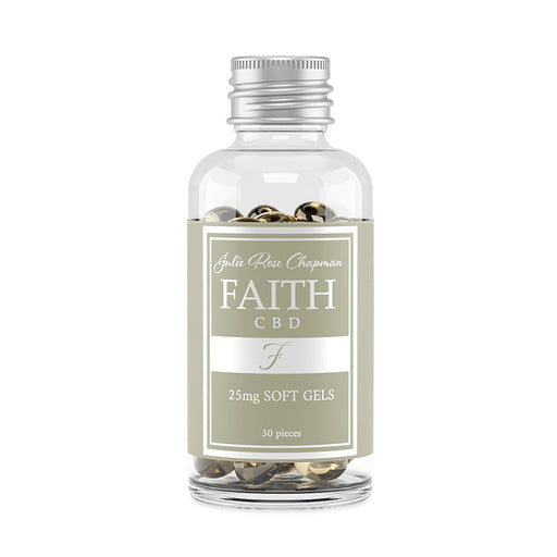 Faith CBD Full Spectrum Soft Gels 750mg