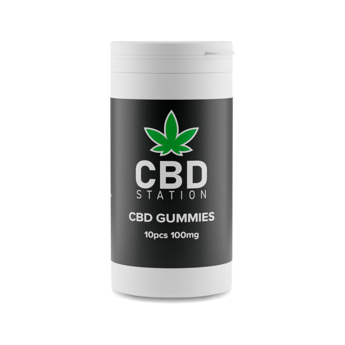 CBD Station Full Spectrum Gummy Bears