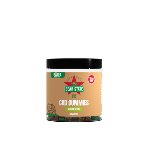 Bear State CBD Full Spectrum Gummy Bears