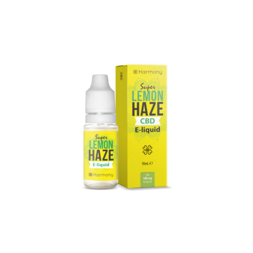 Harmony Super Lemon Haze CBD E Liquid