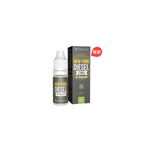 Harmony New York Diesel CBD E Liquid