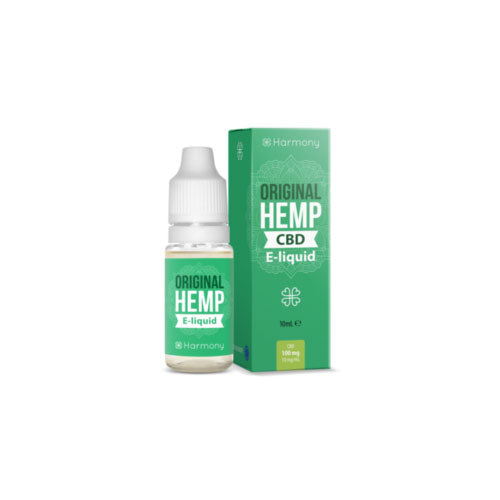 Harmony Original Hemp 10ml CBD E-Liquid