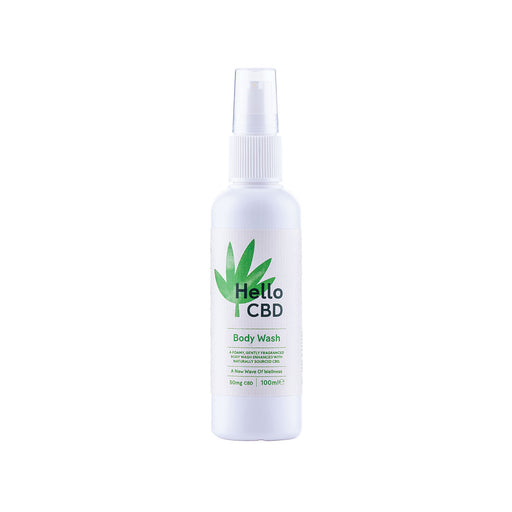 Hello CBD Body Wash