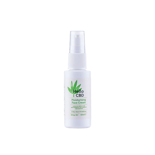 Hello CBD Moisturising Face Cream