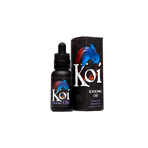 Koi CBD Tropical Popsicle CBD E Liquid