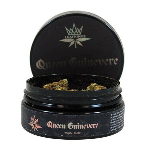 Leafkingz Queen Guinevere Strawberry CBD Flowers