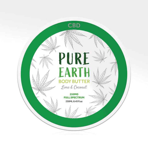Pure Earth CBD Body Butter